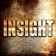 insight - stock illustration