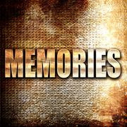 memories - stock illustration