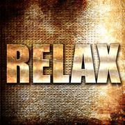 relax - stock illustration