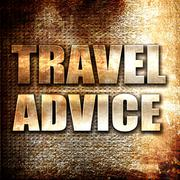 travel advice - stock illustration