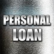 personal loan - stock illustration