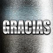 Stock Illustration of gracias