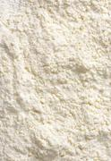 Background of soft wheat flour - stock photo