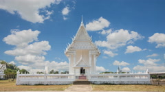 Temple - Wat Khao Laem Sing Stock Footage