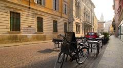 Parma, Italy Stock Footage