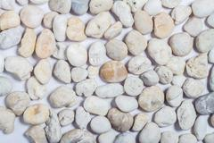 White stone pattern background - stock photo