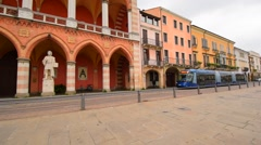 Padova, Italy Stock Footage