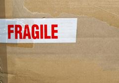 Fragile picture Stock Photos