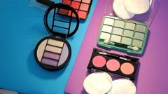 Cosmetics - Makeup - Item 03 - stock footage