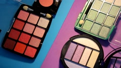 Cosmetics - Makeup - Product 08 - stock footage