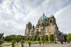 Berliner Dom (Berlin Cathedral), Mitte, Berlin, Germany, Europe - stock photo