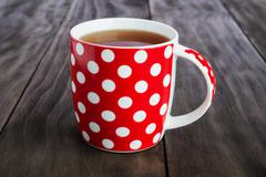 Stock Photo of cup of tea