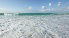 Beach - Anguilla - stock footage