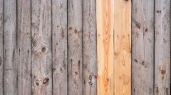 Vintage wood background Stock Footage