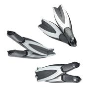 Stock Photo of Swim fin diving flippers isolated