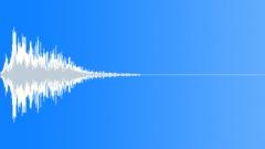 Warped Cartoon Hit 03 Sound Effect