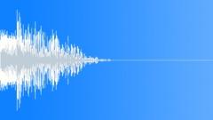 Warped Cartoon Hit 01 - sound effect