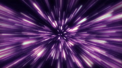 Purple Explosion Galaxy Background - stock footage