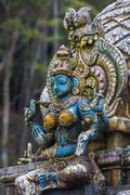 Seetha Amman Hindu temple, Sri Lanka - stock photo