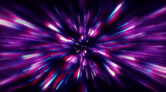 Hypnotize Galaxy Explosion Background - stock footage