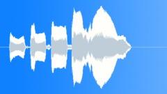 Chipmunk win shout 4 - sound effect