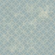 Seamless Vintage Retro Pattern. With Grunge Textured Background. - stock illustration