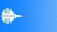 Sound Design | Accents || Witch Sting 138B - sound effect
