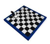 Checkmated - stock illustration