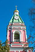 Church of  Nativity of  Blessed Virgin Mary in Balashikha, Russia - stock photo