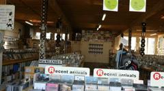 Record Store, Record, Album, Vinyl, Shop Arkistovideo