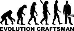 Craftsman Workman Stock Illustration