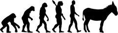 Donkey Evolution Piirros