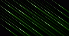 Stage Light Optical Stripes Flares Event Club Visual 4K Stock Footage