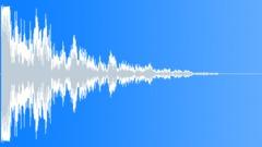 Trailer Attack Hit 3 (Bash, Powerful, Drum) Sound Effect