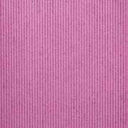 pink corrugated cardboard background - stock photo