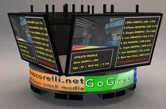 Jumbotron Bigscreen - 3D model