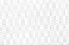 White corrugated plastic background - stock photo