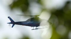 Helicopter, Air Ambulance, Helicopter Ambulance - stock footage