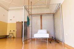 Rehabilitation centre room - stock photo
