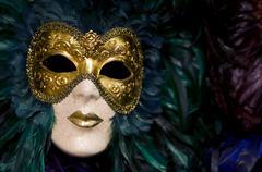 Venetian carnival mask Kuvituskuvat