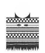native american pattern - stock illustration
