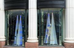 Vesace Retail Store Exterior - stock photo