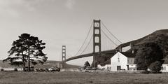 Stock Photo of Golden Gate Bridge