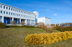 Republican Center of Radiation Medicine and Human Ecology, Gomel, Belarus Stock Photos