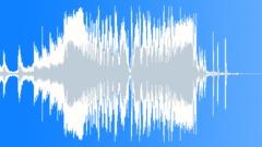 Hi-tech Introduction Logo - stock music