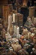 New York City Midtown Stock Photos