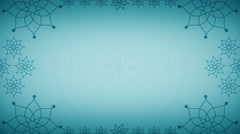 Islamic Arabian style background. Stock Footage