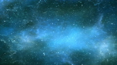 Space light speed travel effect, star light effects. Stock Footage