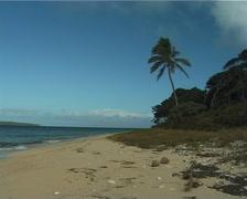 Tongan beach, UP9531 Stock Footage