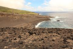 Landscape from Faial Island, Azores - stock photo